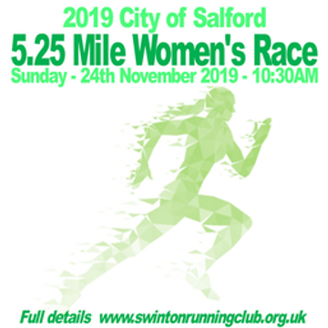 The City of Salford Women's Race