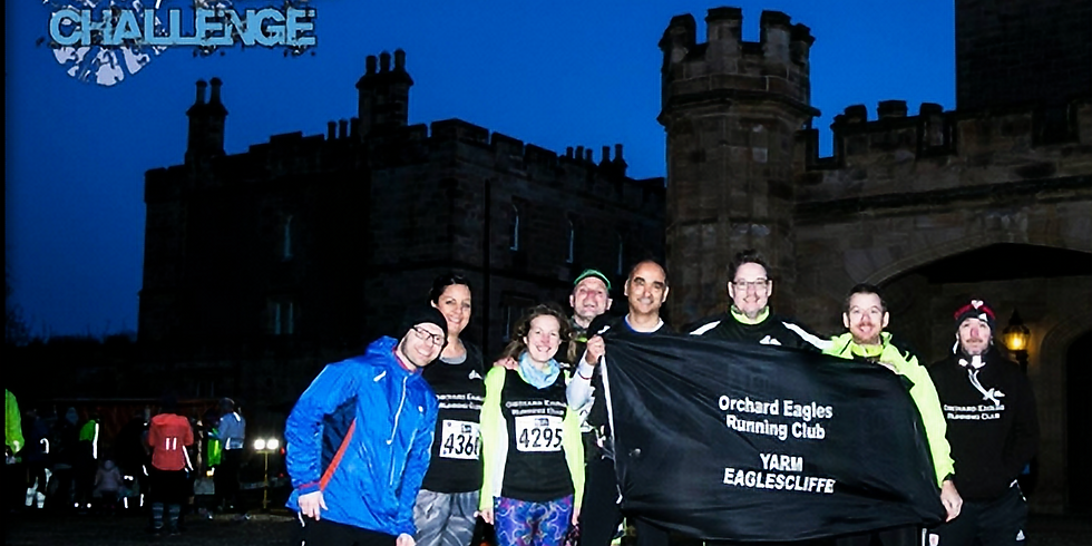 Lambton Castle Night Runner