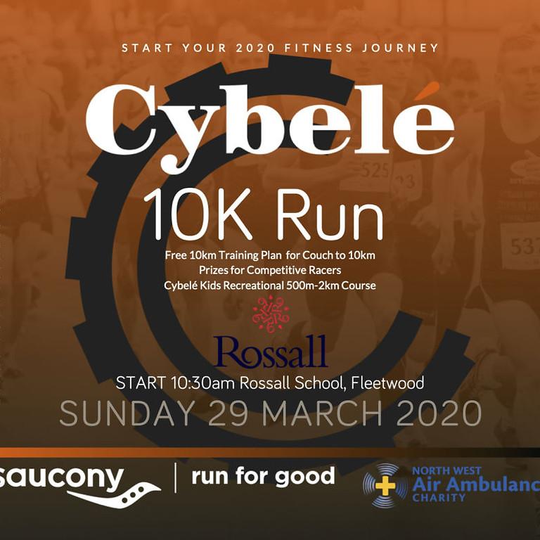 Cybelé 10k plus 2k Cybelé Kids Race