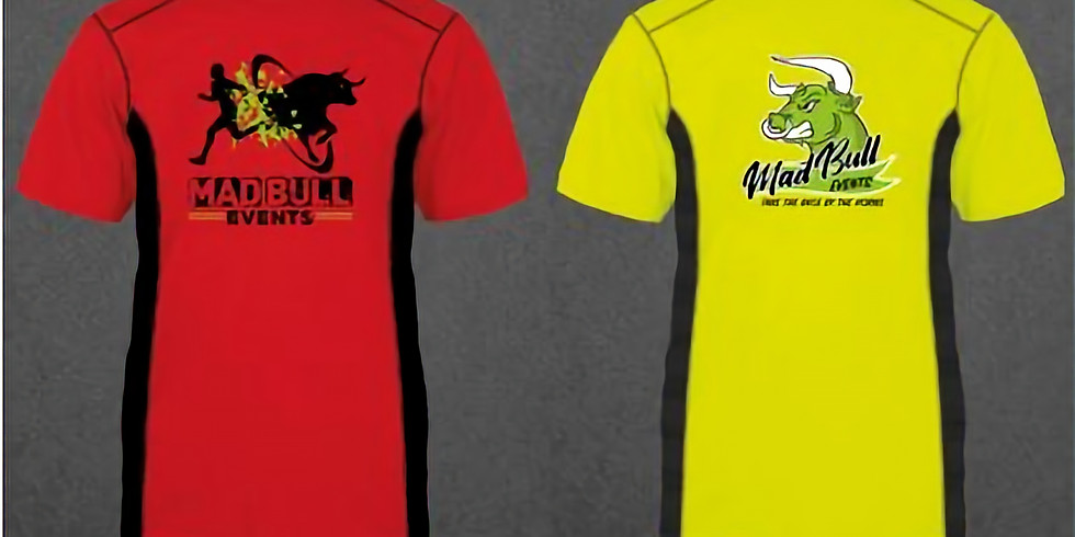 Mad Bull Events T-Shirt
