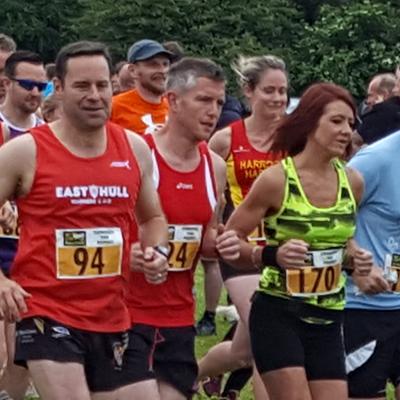 Dalby Conquer the Forest Half Marathon & 10k