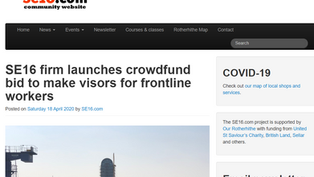 COVID-19 - Press: Our campaign on the news!