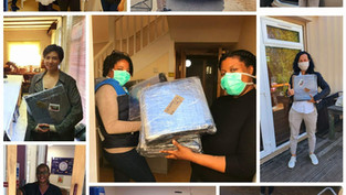 COVID-19 - We continue to deliver visors to front-line workers!!!