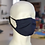 Thumbnail: Face covering - Dark Blue