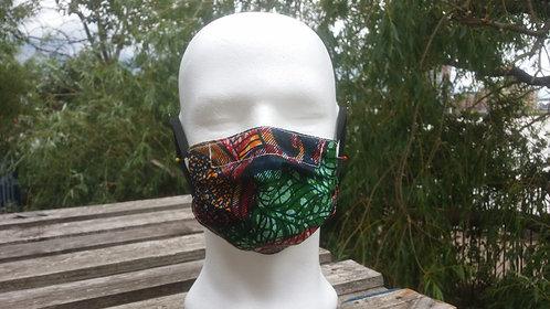 Face covering - Wild spirit