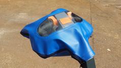 Mini tow tug cover