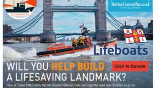 RNLI: Will you help build a lifesaving landmark?