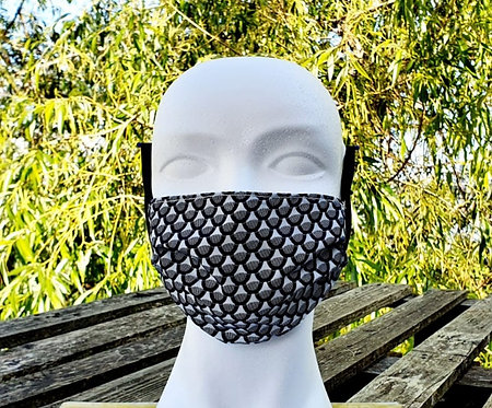 Face covering - Gray