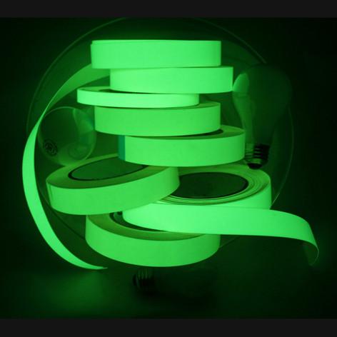 Luminous sail tape
