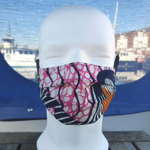 Face covering - Pink
