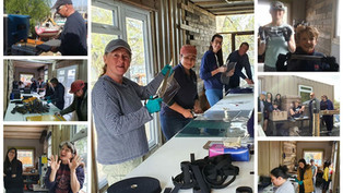 COVID-19 - Thank you so much volunteers!