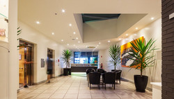 outdoor areas - lobby