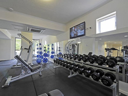 outdoor areas - gym