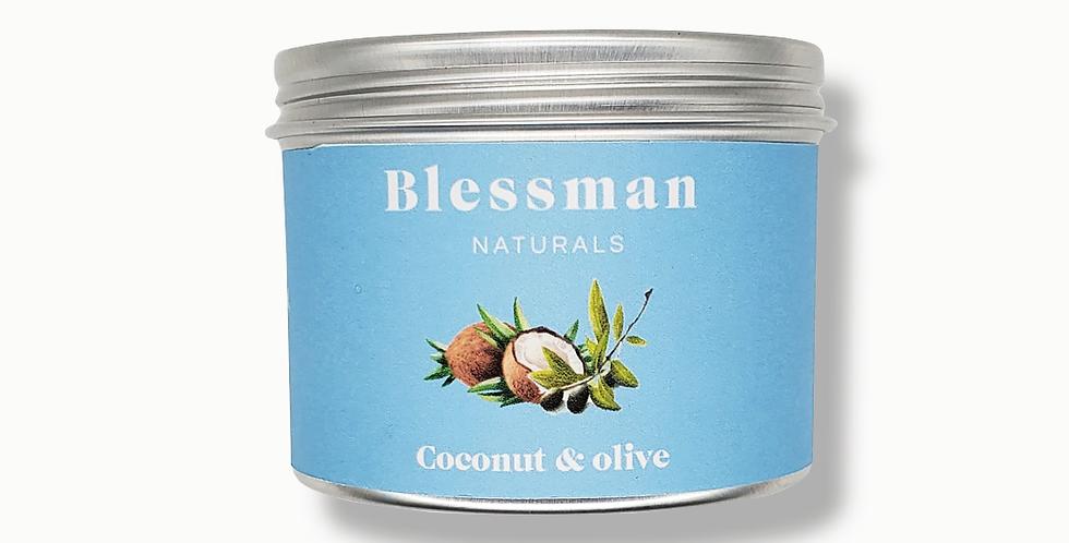 Extra virgin coconut & Olive oil | Skin moisturizer