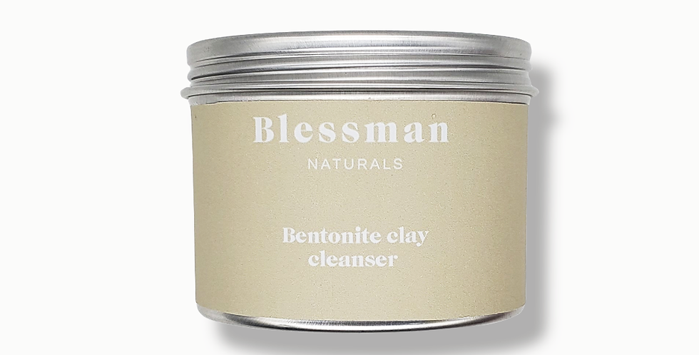 Bentonite clay | Indian healing clay | Blessman naturals
