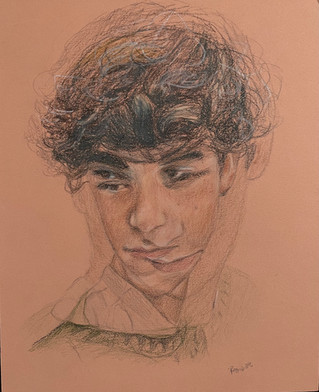 Honorable Mention - Liam