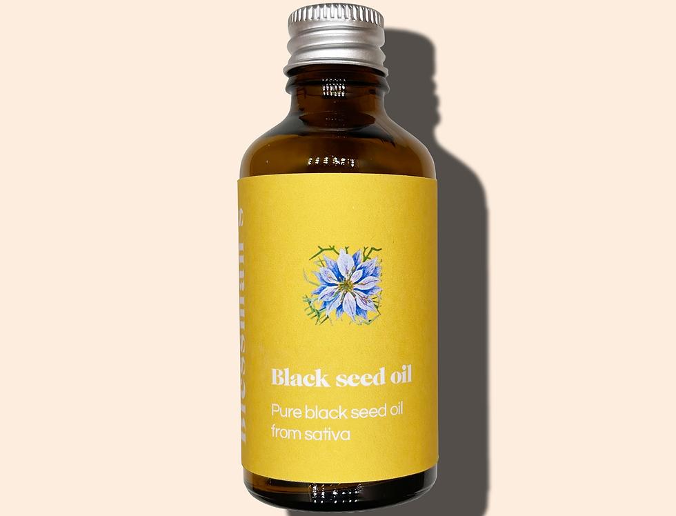 Pure Black seed oil |Essential oil