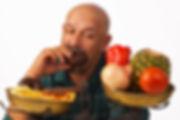unhealthy eating and hair loss