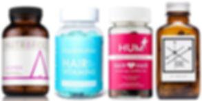 Hair loss supplements
