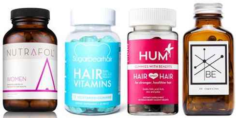 Hair loss supplements