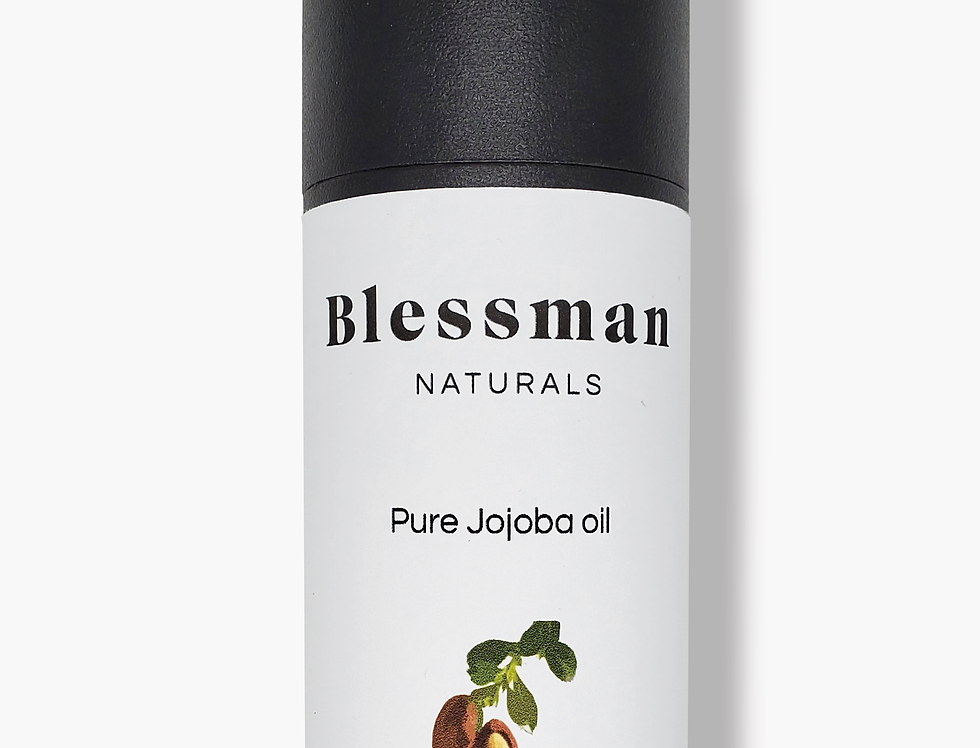 Pure cold pressed jojoba oil