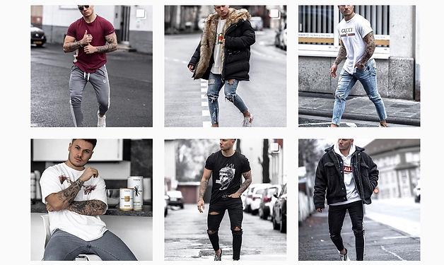 Artur fit mens fashion instagrammer