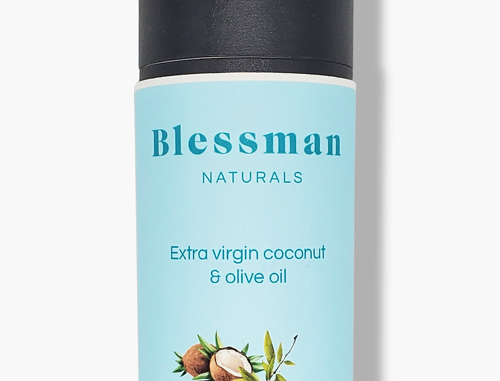 Coconut & olive oil | Essential oil hair & skin