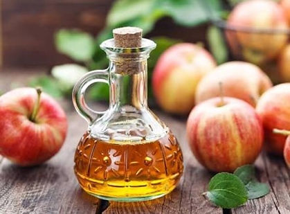 apple cider for dandruff