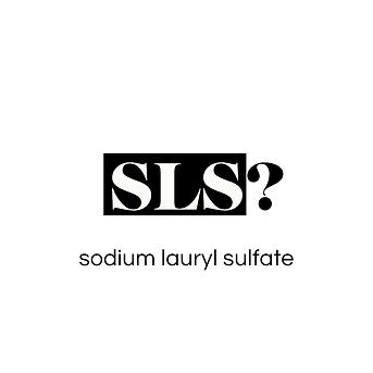 sis sodium lauryl sulfate
