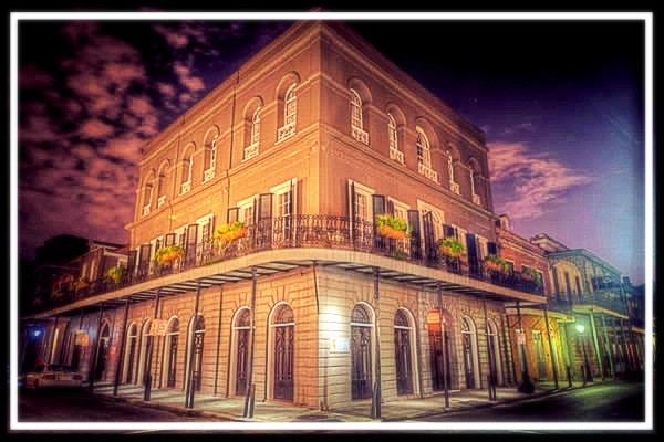 Dauphine haunted house new orleans