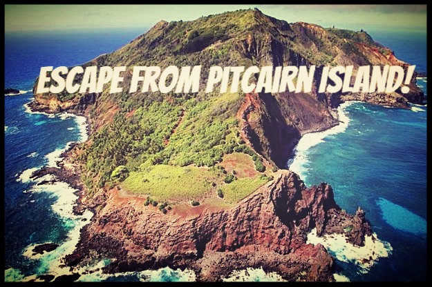 Escape from pitcairn island