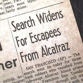 1962 Alcatraz Escapees Drowned?