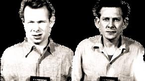 Alcatraz Escape - Darl Lee Parker & John Paul Scott