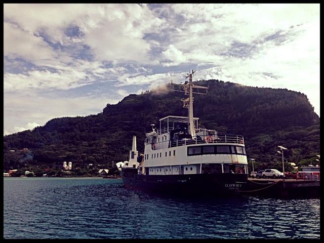 Claymore 2 Pitcairn Island