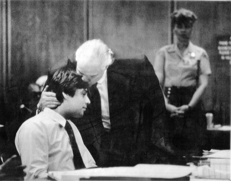 Marlon Christian brando Trial