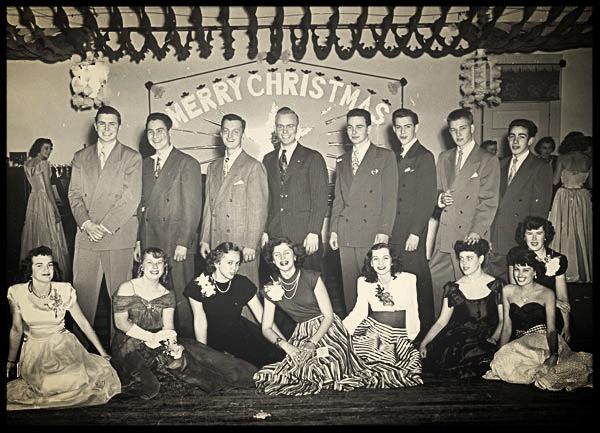 Alcatraz Christmas Staff