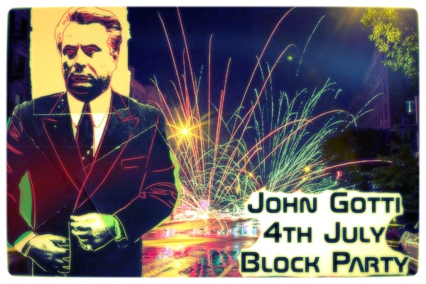 John Gotti Block Party