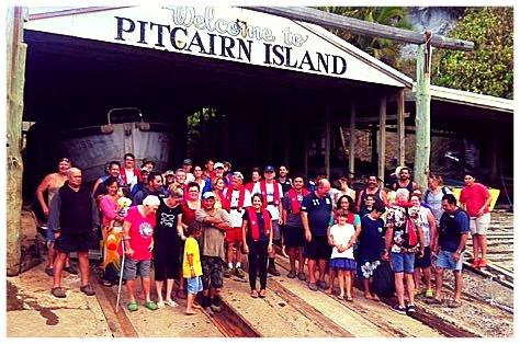 Pitcairn Island People
