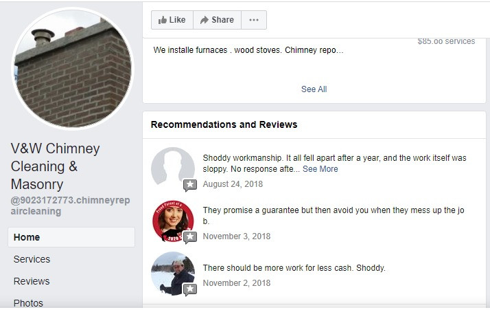A review of his crap work.