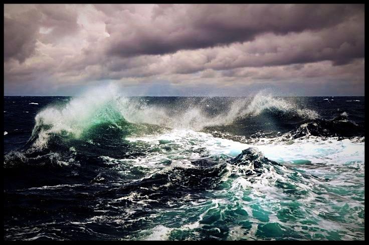 pitcairn island storm
