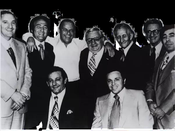 Sinatra & The Mafia Bosses