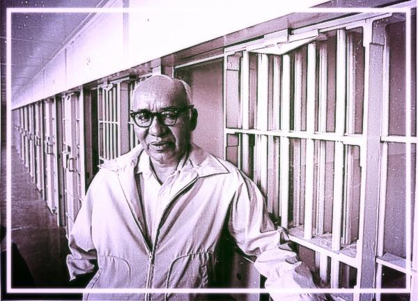 Alcatraz Clarence Carnes