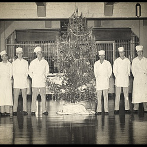 Alcatraz Christmas