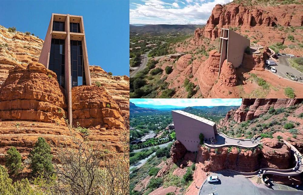 Chapel Of Holy Cross Sedona Arizona