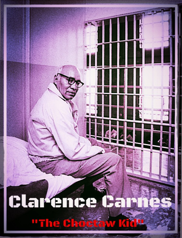 Clarence Carnes Alcatraz