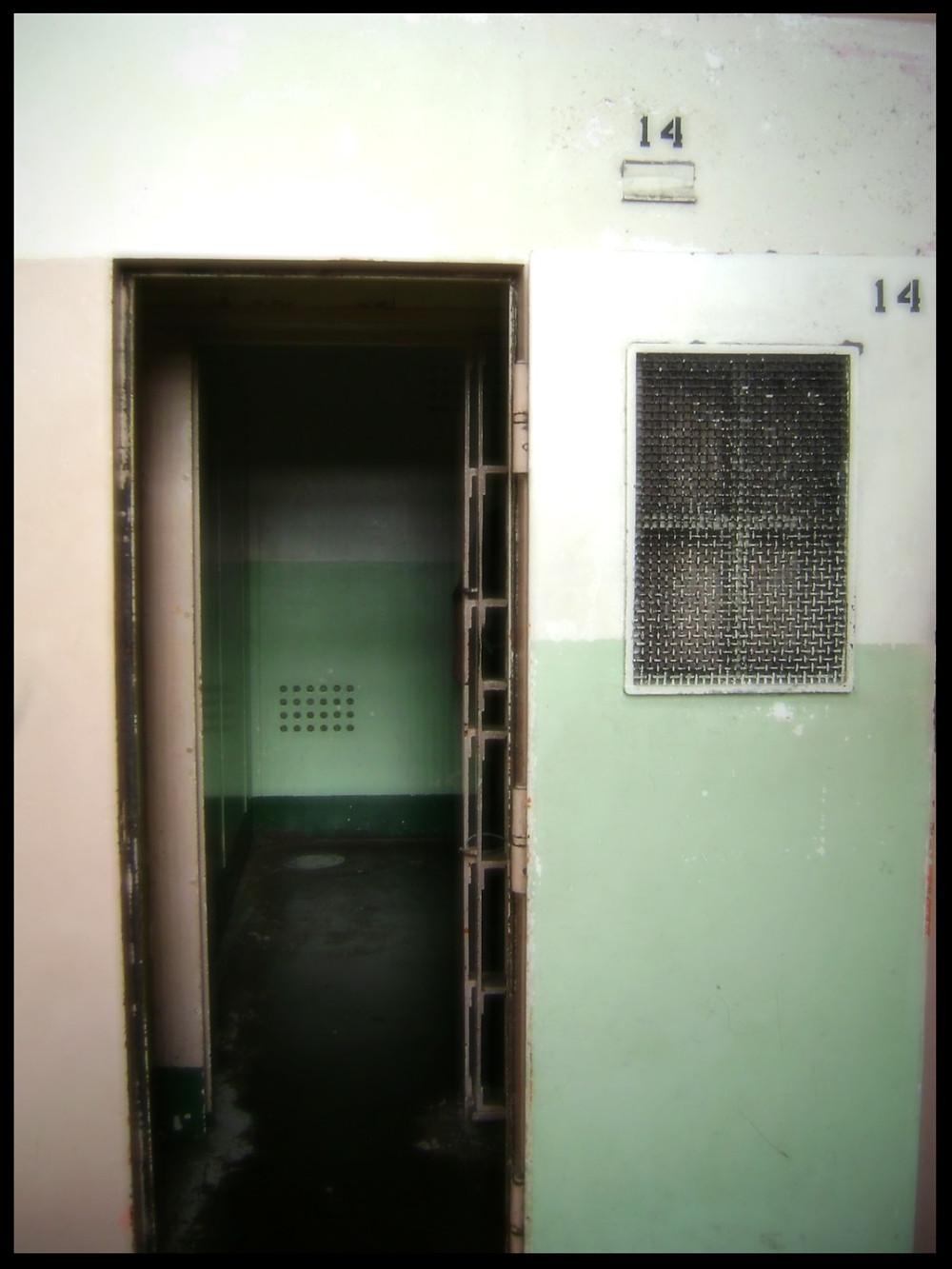 Cell 14 D Alcatraz