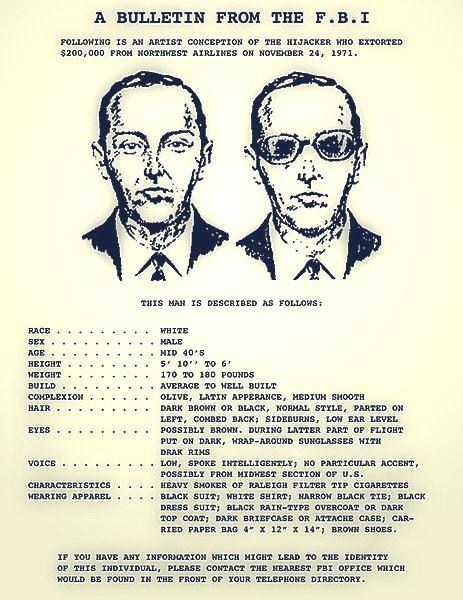 FBI DB Cooper