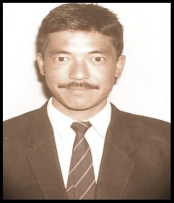 Tsewang Paljor everest