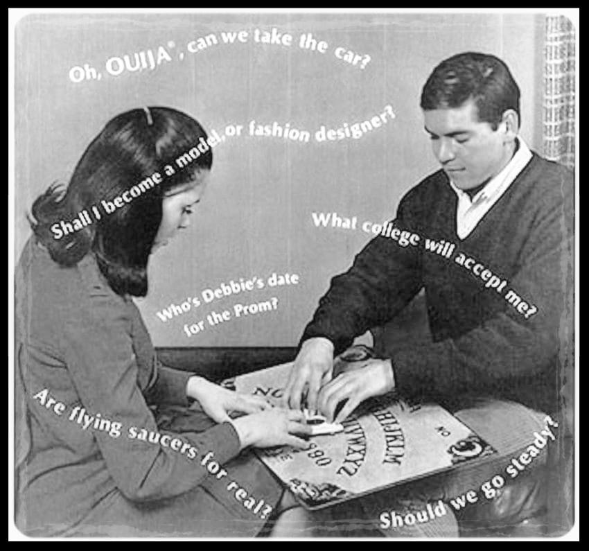 Ouija board vintage
