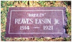 Breezy Reeves Eason Jr